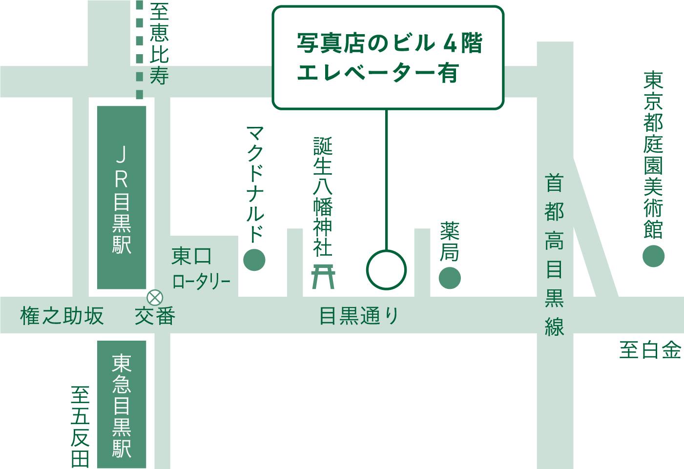 印刷用地図